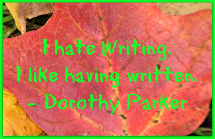 Quote from Dorothy Parker