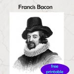 Seeking After Truth: Francis Bacon