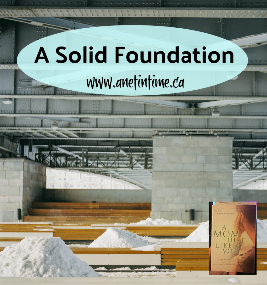 A solid foundation