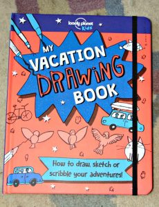 My Vacation Drawing Book
