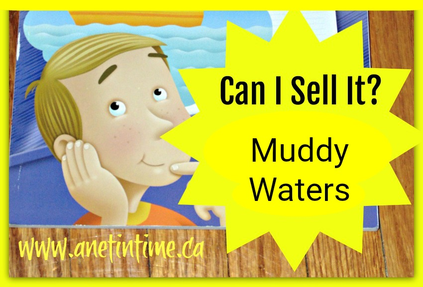 muddy waters in determining laws for reselling consumables