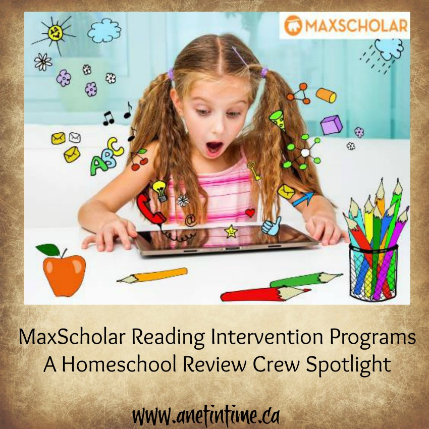 MaxScholar Reading Intervention Program