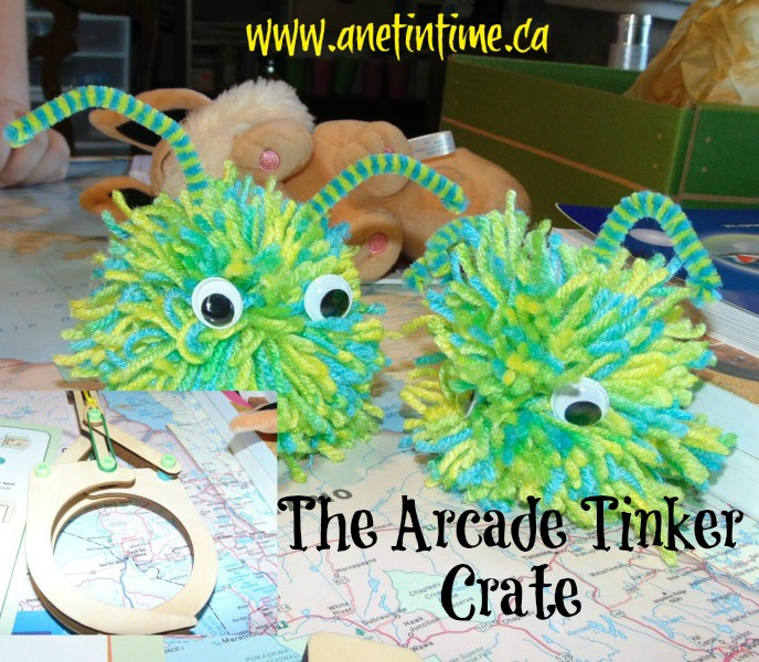 arcade tinker crate