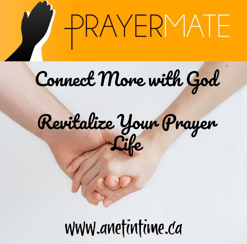 PrayerMate App