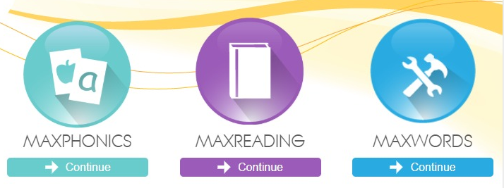 MaxScholar Reading Intervention Programs