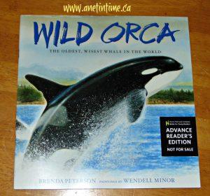 Wild Orca book cover