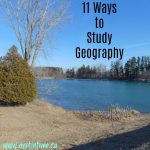 11 Ways to Study Geography