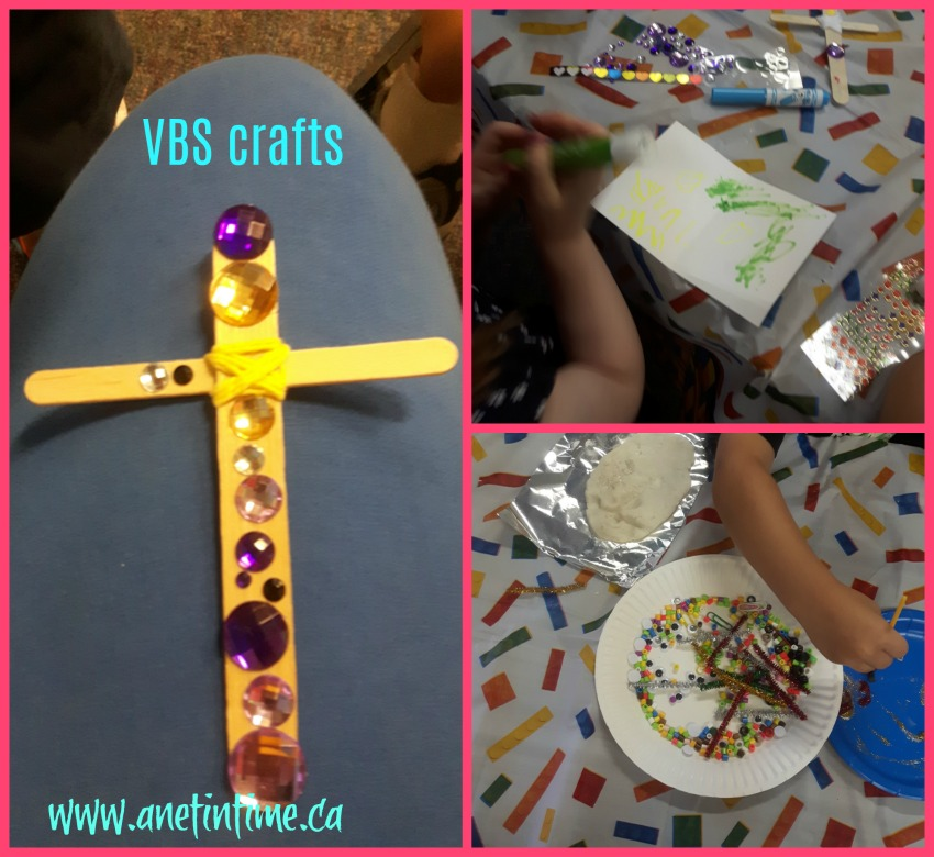 vacation bible school crafts