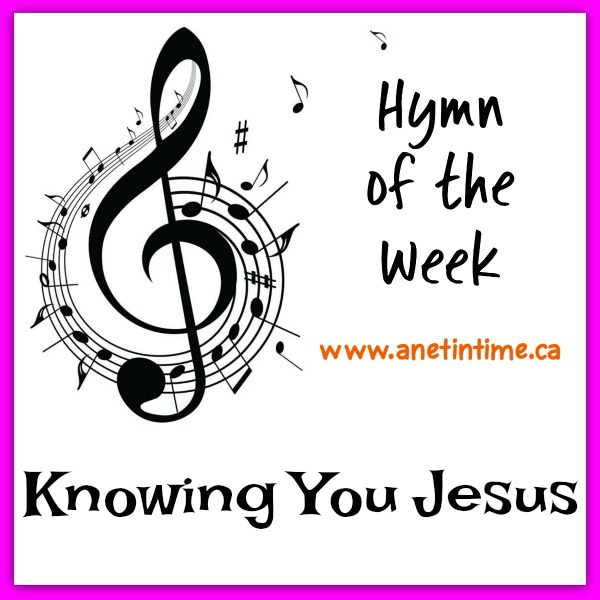 Knowing You Jesus song by graham kendrick