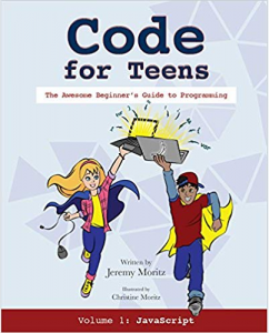 code for teens book cover