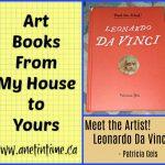 Meet the Artist! - Leonardo Da Vinci