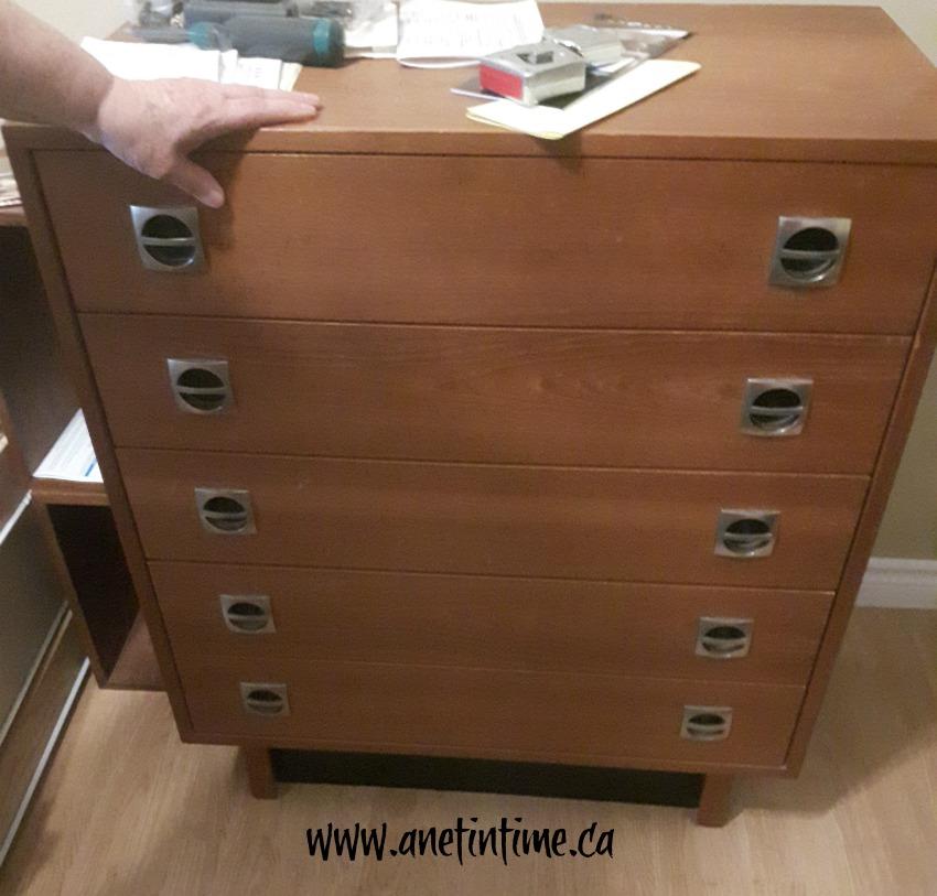teak dresser