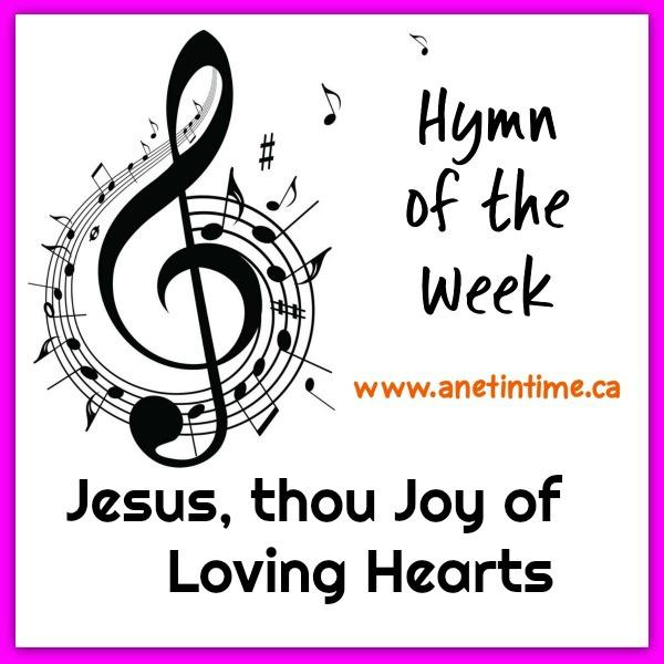 jesus thou joy of loving hearts