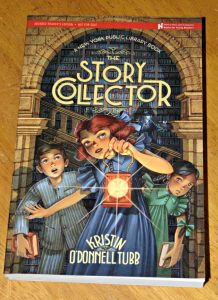 The Story Collector, book cover