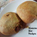 Homemade Hot Pockets