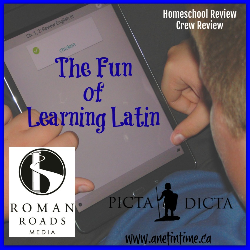 picta dicta review, roman roads media