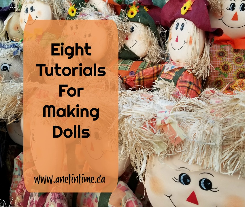 Doll Making Tutorials
