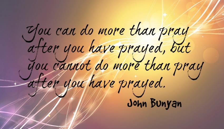John bunyan quote