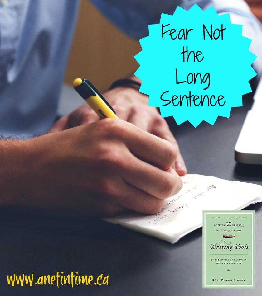 fear not the long sentence