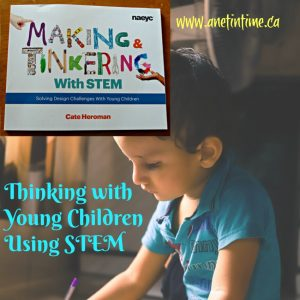 Making & Tinkering with STEM