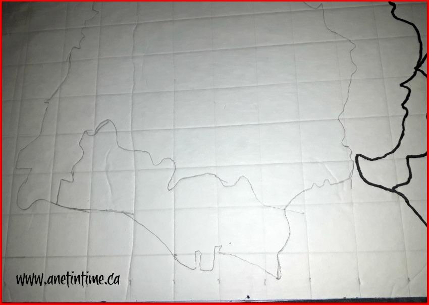 map od europe 1914