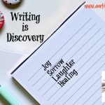 Writing is Discovery