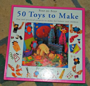 50 Toys to Make, book cover