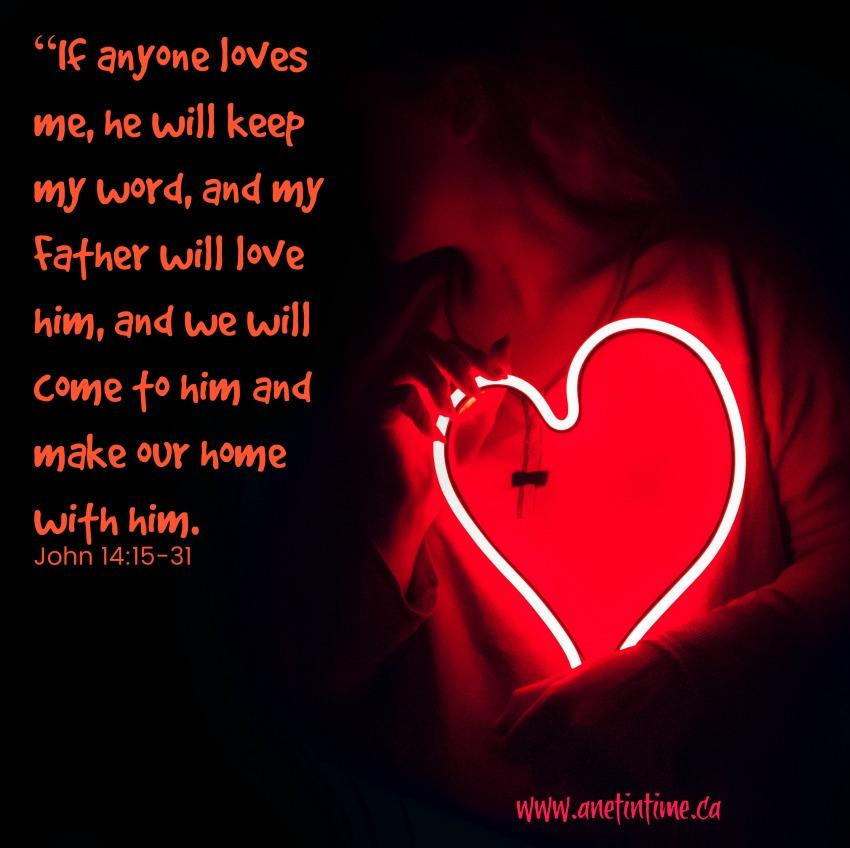 John 14:15-31