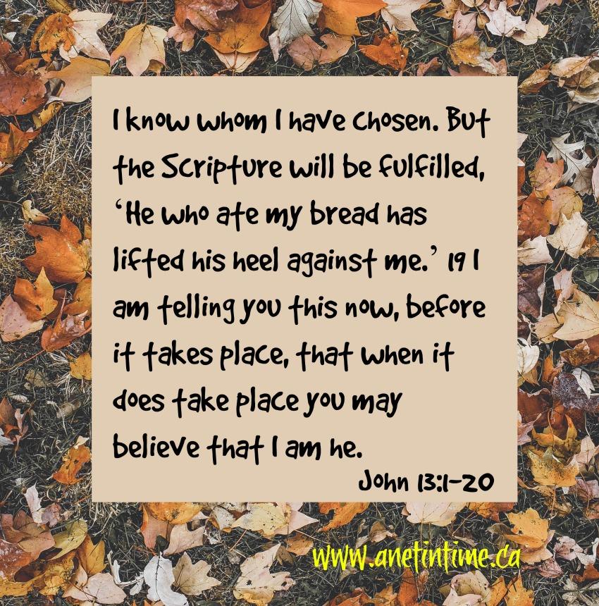 John 13:1-20