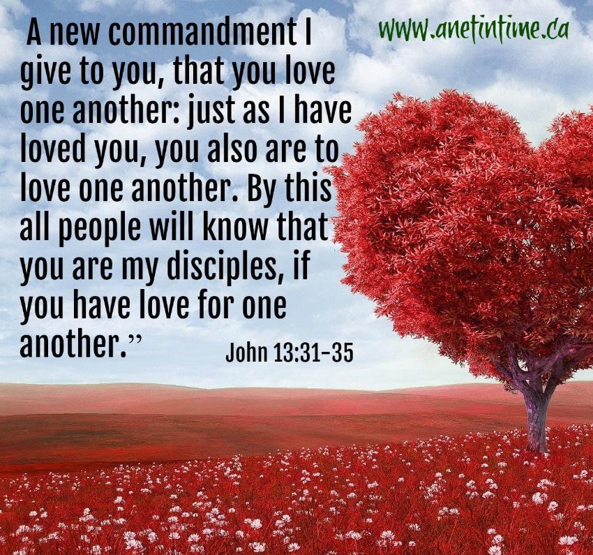 John 13:31-35