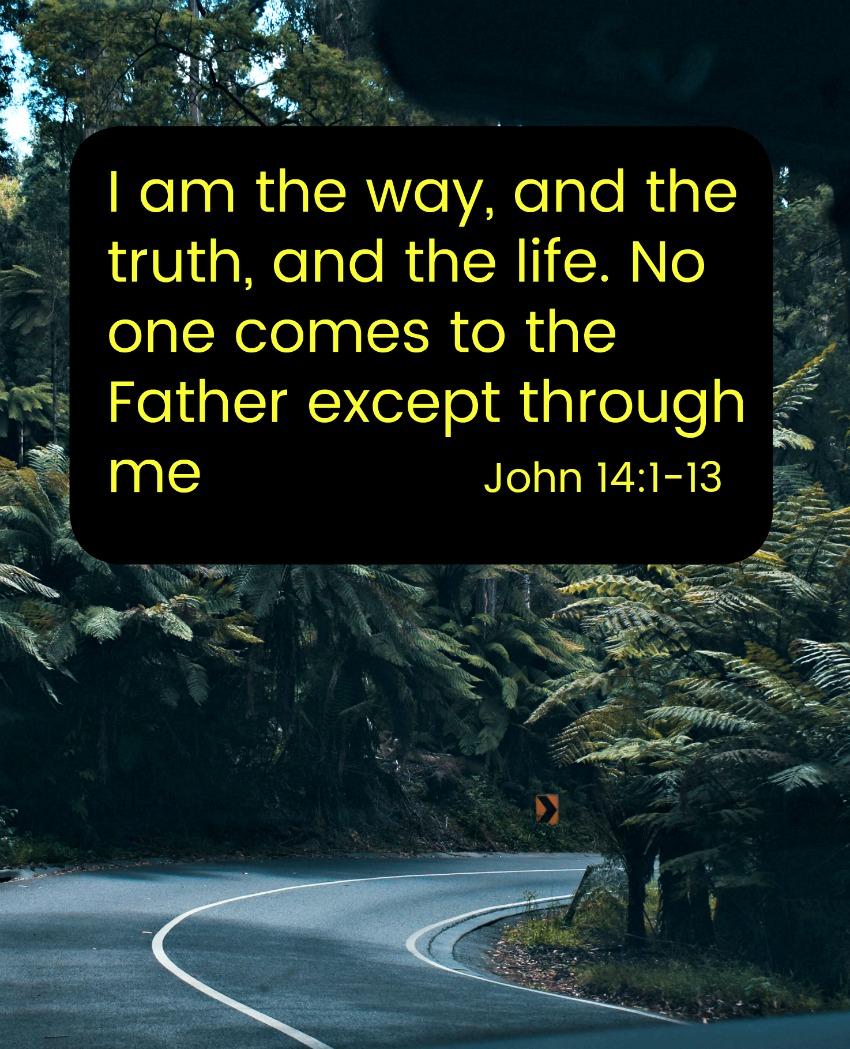 John 14:1-13