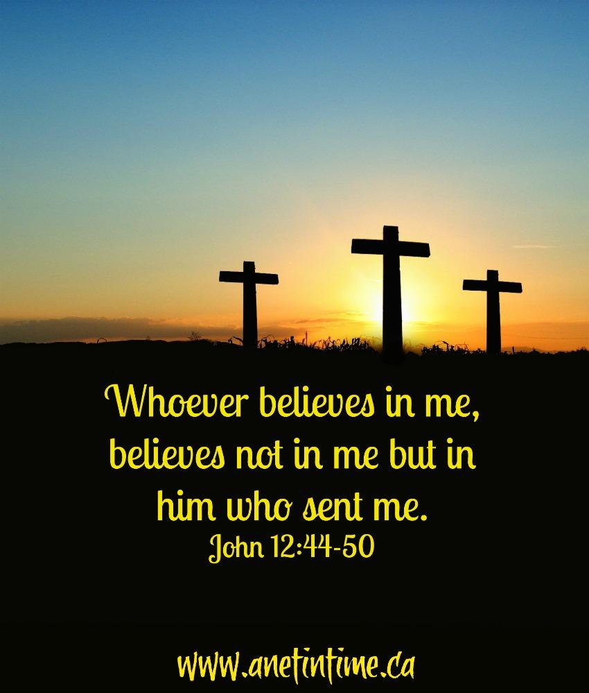 John 12:44-50