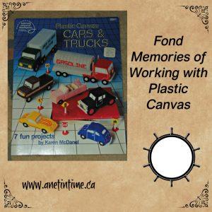 Plastic Canvas: Cars and Trucks