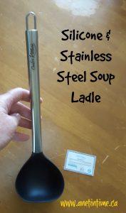 Cooler Kitchen Soup Ladle