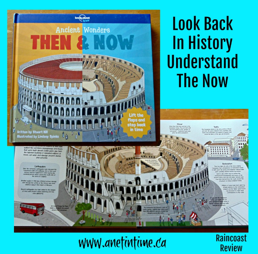 Ancient Wonders: Then & Now Book Cover