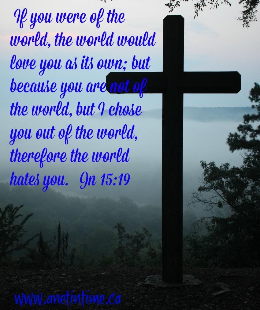 John 15:18-27