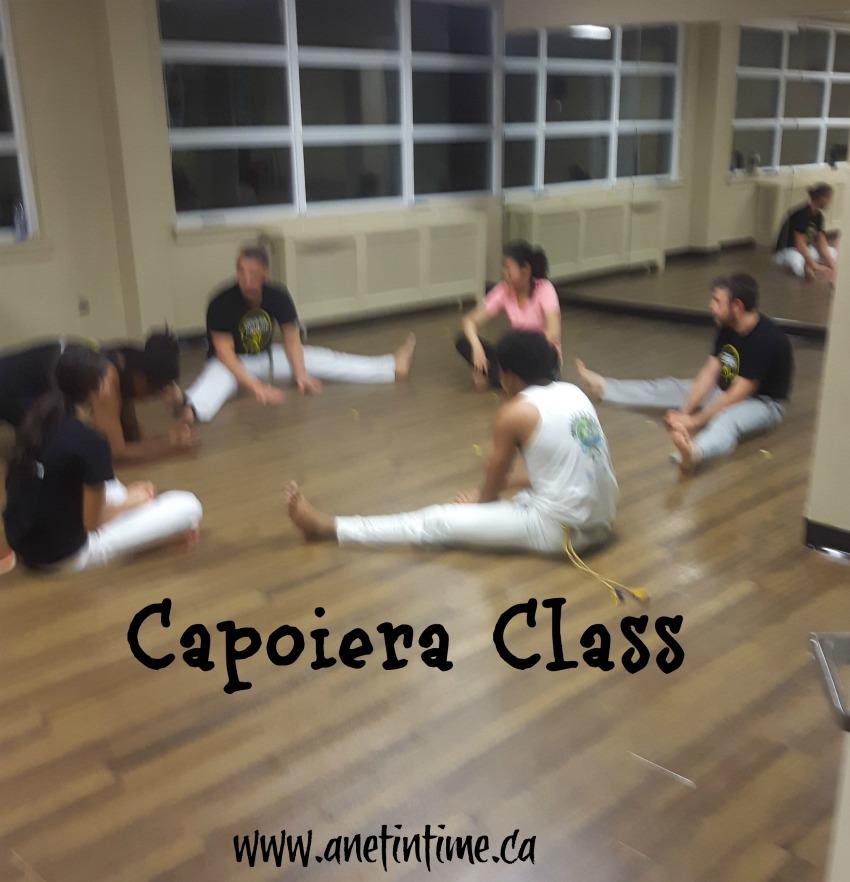 Capoiera Class