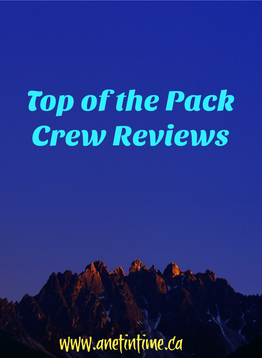Blue Ribbon Winners Crew Review