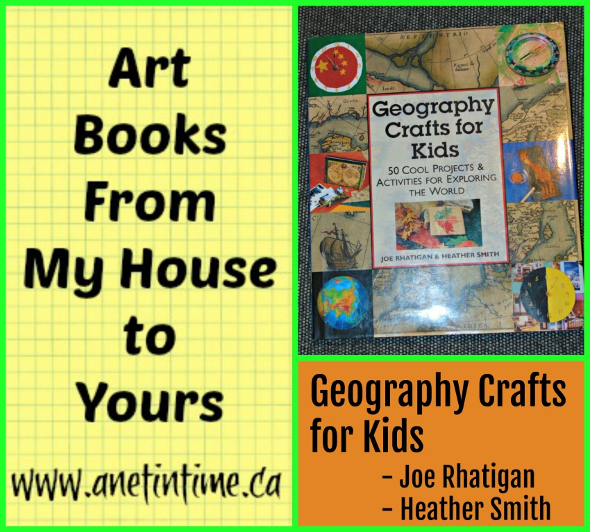Geography Crafts for Kids