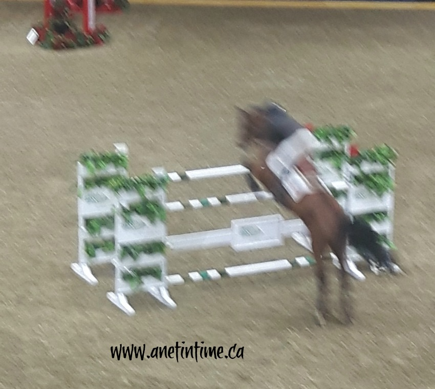 Royal Winter Fair Show jumping