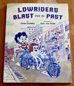 Lowriders blast from the past