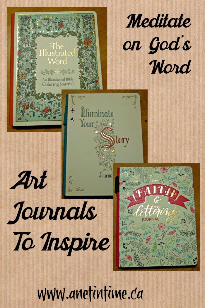 Ellie Claire Art and Faith Journals