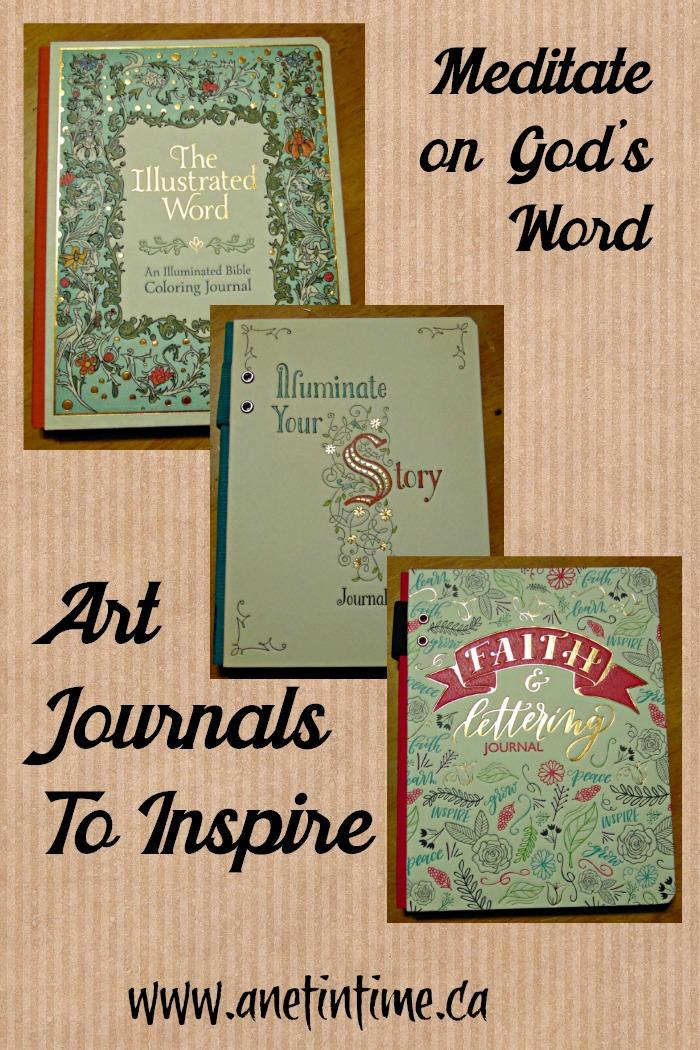 Ellie Claire Art and Faith Journals