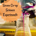 Seven experiments for Science Co-op