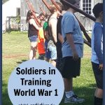 World War 1: Soldiers in Training