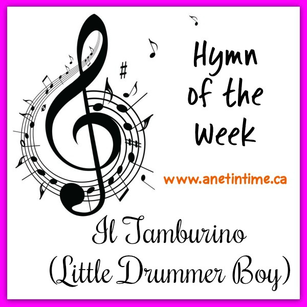 Il Tamburino (little drummer boy)