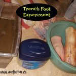 Trench Foot Experiment