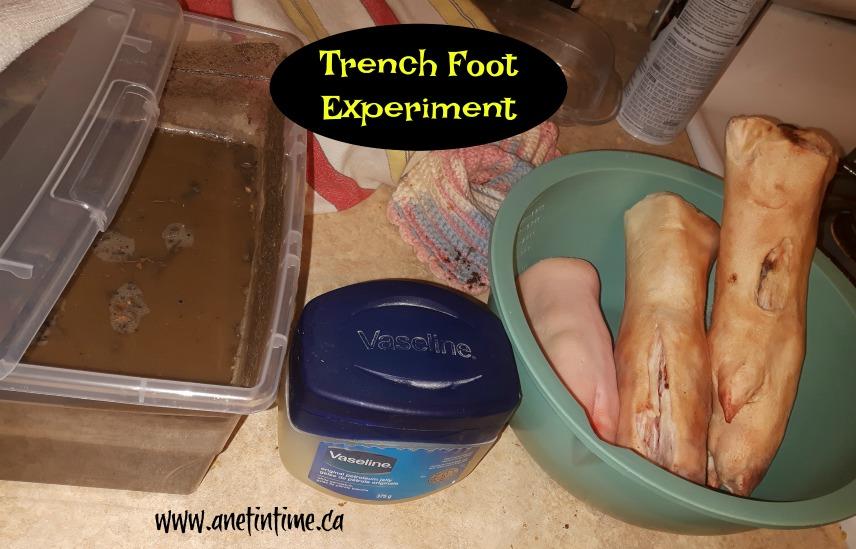 Trench Warfare Ww1 Trench Foot