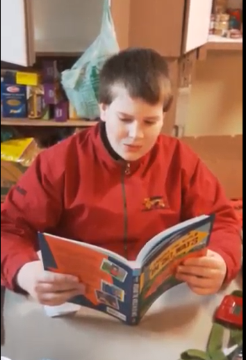 Reading a Good Section