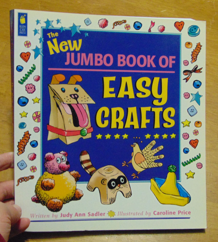 Clear materials lists and instructions makes the completion of each craft a breeze. The full colour pictures put words into image helping to reinforce each step to the completion of a successful craft.